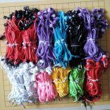 Наушники цвета лапши