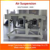 13t Uitrustingen van de Opschorting van de Lucht van de Lente van het Blad van Yuancheng van de Vrachtwagen van Volvo de Mini