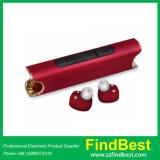 Наушники S2 Bluetooth первоначально губной помады поистине беспроволочные стерео с креном силы 850mAh