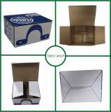 Caixa feita sob encomenda inferior automática barata da caixa do transporte