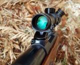 Retículo iluminado 1.25-4.5X26 rápido táctico Riflescope militar Ar15 del PUNTO L4 de la óptica del vector