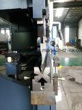 Máquina de dobra de aço do ferro de Delem Da41s Wc67k-160t*2500