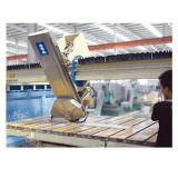 Laser-Führungs-sah automatische Granit-Brücke (XZQQ625A)