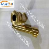 Pin-hydraulischer pneumatischer passender Messing-maschinell bearbeitenteile