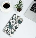 Новая вышивка 3D цветет кожаный iPhone 8 аргументы за телефона