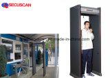 De Zolderkamer van de Systemen van de Detector van het Metaal van de afstandsbediening voor Gerechtsgebouwen