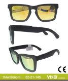 Neues Fashion Wooden und Bamboo Sunglasses mit Cer und FDA (260-B)