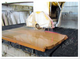 Brames de granit de découpage de machine de découpage/de marbre en pierre automatiques