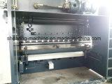 Máquina larga del freno de la prensa del CNC de la anchura de Delem Da41s Wc67k-200t*6000