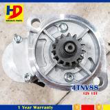 4tnv88 디젤 엔진 시동기 모터 12V 15t