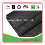 Gummimatte des ledernen Muster-Gw3006/Gummiblatt mit EU, ISO9001, Reichweite-Bescheinigungen