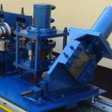 Rodillo completamente automático del braguero de la azotea del marco de acero que forma la máquina