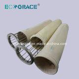 PTFE/PPS/Nomex/цедильные мешки сборника пыли ткани фильтра стеклоткани