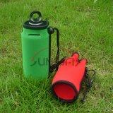 Refrigerador de botella de deporte aislado, botella de agua manguito aislador bolsa titular (BC0004)