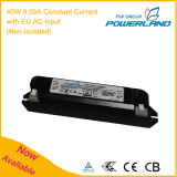 40W suivante: 0,55 Constant Current Power Supply LED UE non isolé