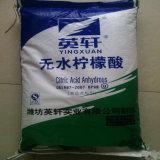 Ácido cítrico anhidro y monohidrato ----categoría alimenticia