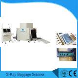 Varredor Certificated Ce/ISO da bagagem do raio X do tamanho 1000*800 do túnel