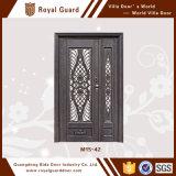 Дверь парадного входа/алюминиевой рамки стеклянная/дверь алюминиевого сплава