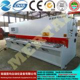 Подгонянный луч качания CNC гидровлический режет QC12y-8X4000
