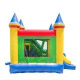 Tarpaulin Giant Inflatable Castle Bouncer Moonwalk