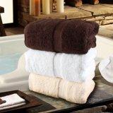 平野によって染められるホテル/浴室/Suna/ホームテリーの浴室タオル