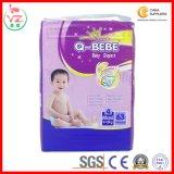 経済的な使い捨て可能で安い赤ん坊のおむつの製造業者