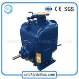 Individu simple d'aspiration amorçant la pompe à eau d'égout centrifuge
