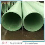 Tubo reforzado fibra de vidrio larga del tubo del agua de lluvia