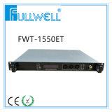 유선 텔레비전 FWT-1550et-2X8 1550nm 외부 변조 광학 전송기