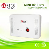 Mini UPS da C.C. para o router, modem, CCTV, Camare
