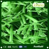 高品質はフットボールのための人工的な草を遊ばす