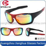 2017 Guangzhou New Fashion Cat Eye Artigos para esporte Full Frame Óculos de sol UV Protective Best Quality Cycling Driving Running Eyewear