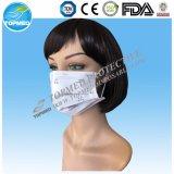 todos los tipos de color de ce / FDA aprobó tejida desechable de 3 capas máscara