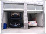 2ポスト2つの層油圧機械車のガレージ