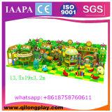 Equipamento interno comercial personalizado do campo de jogos das crianças