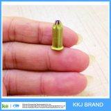 Медный цвет пурпура материала S52. 22 нагрузки порошка высоких скорости диаметра калибра 5.6X15mm одиночных