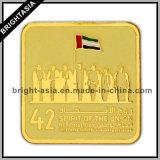 승진 선물 (BYH-10175)를 위한 주문품 큰 메달