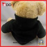 Oso relleno suave del juguete del oso del peluche del oso del suéter