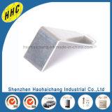 Металл точности OEM пробивая стенной угольник 90 градусов