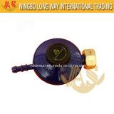 Регулятор баллона LPG высокого качества, клапан для впуска горючей смеси сплава цинка с переключателем замка ребенка