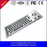 Tastiera robusta personalizzabile del metallo della disposizione con la lampadina e la sfera rotante