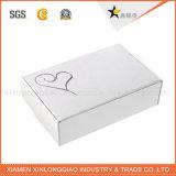 Customzied ha stampato il contenitore di carta di sciarpa pieghevole pieghevole del cartone