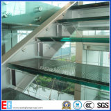 Lamellierte purpurrotes Glas lamelliertes Glas/Safety Glas /Color-(EGLG023)