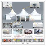 tienda al aire libre de la pagoda de 8X8m/9X9m/el 10X10m para el acontecimiento del partido y de la boda