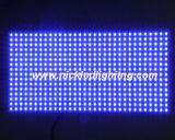 Modulo esterno e dell'interno di P10 singolo di colore di LED della visualizzazione