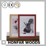 Frame de retrato de madeira moderno da decoração interior