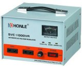 Regulador/estabilizador completamente automáticos del voltaje ca la monofásico SVC-1000