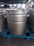Compartimientos del acero inoxidable del GMP, tambor, SUS 316L del SUS 304 del barril