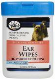 Wipes molhados desinfetantes da pata do animal de estimação do animal de estimação da fibra natural