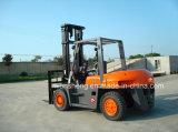 7000kg Diesel Forklift met 6BG1 Engine